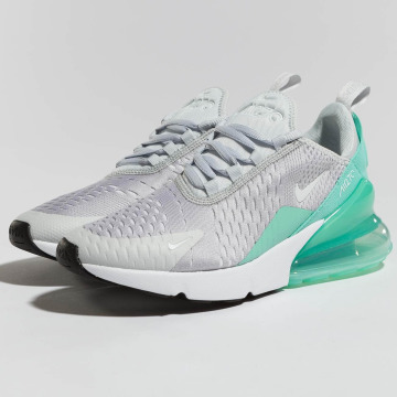 Nike Sneakers Air Max 270 (GS) srebrny