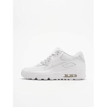Nike Snejkry Air Max 90 Mesh (GS) bílý