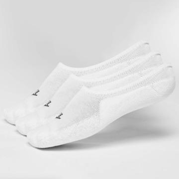 Nike Socks Footie Socks 3-Pack white