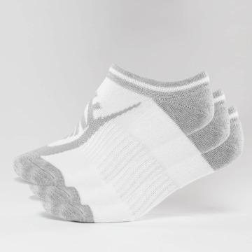 Nike Socks Sportswear Striped No-Show white
