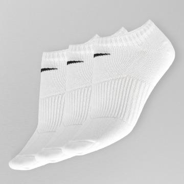 Nike Sokken 3 Pack No Show Lightweigh wit