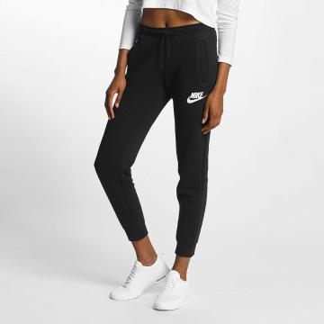 Nike Spodnie do joggingu Rally czarny