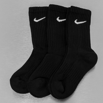 Nike Strumpor Value Cotton Crew svart