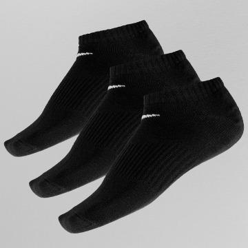 Nike Sukat 3 Pack No Show Lightweight musta