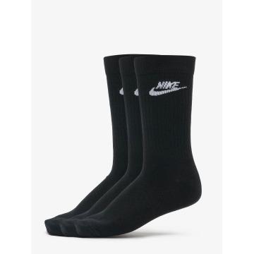 Nike Evry Essential Crew Socks BlackWhite