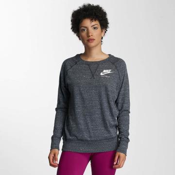 Nike Svetry Sportswear Crew šedá