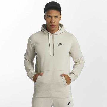 Nike Sweat capuche Sportswear beige
