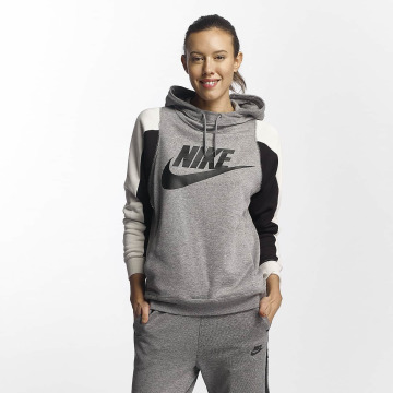 Nike Sweat capuche NSW Modern gris