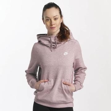 Nike Sweat capuche Garoo Sportswear Fleece rose