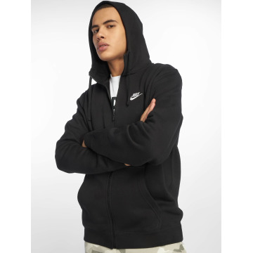 Nike Sweat capuche zippé Sportswear noir