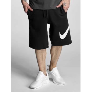 Nike Szorty FLC EXP Club czarny