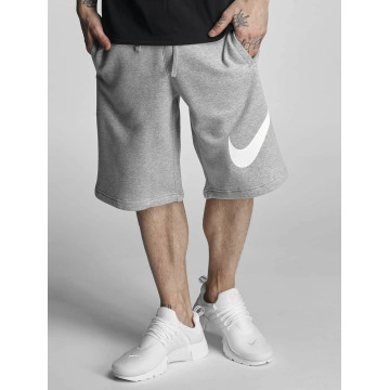 Nike Szorty FLC EXP Club szary