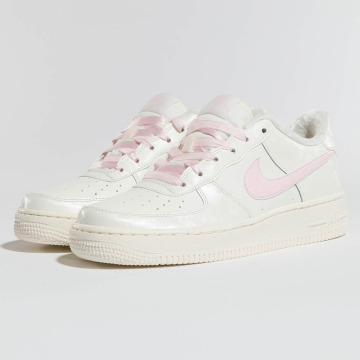 Nike Tøysko Air Force 1 Kids lyserosa