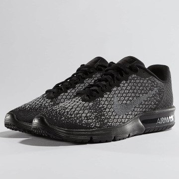 Nike Tøysko Air Max Sequent 2 svart