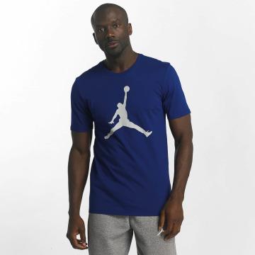 Nike T-paidat Brand 6 sininen