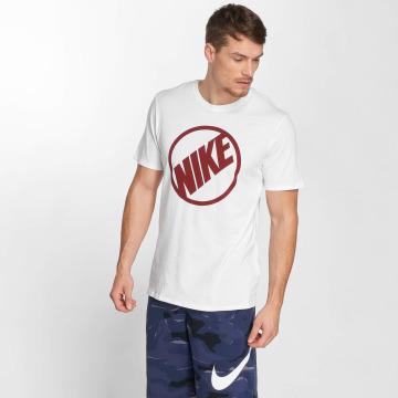 Nike T-paidat Sportswear Blue valkoinen