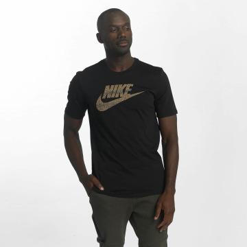 Nike T-Shirt Sportswear black