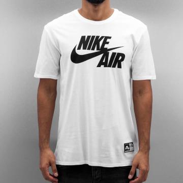 Nike T-Shirt Air 5 blanc