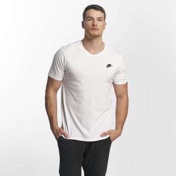 Nike T-Shirt NSW Club blanc