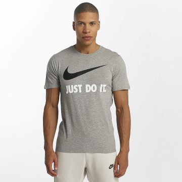 Nike T-Shirt New JDI grau