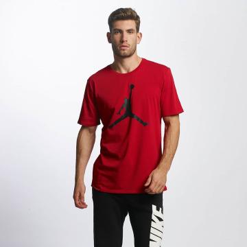 Nike T-Shirt JSW Brand rouge
