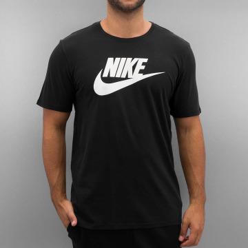 Nike T-Shirt Futura Icon schwarz