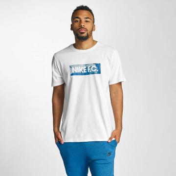 Nike T-Shirt FC 1 weiß