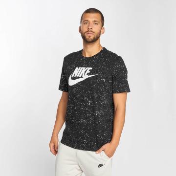 Nike t-shirt Sportswear GX Pack 2 zwart