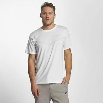 Nike T-Shirty NSW TB Tech bialy