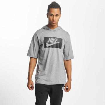 Nike T-skjorter NSW Futura grå