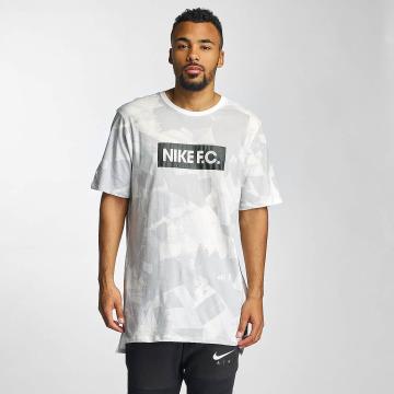 Nike Tall Tees FC AOP 4 grau