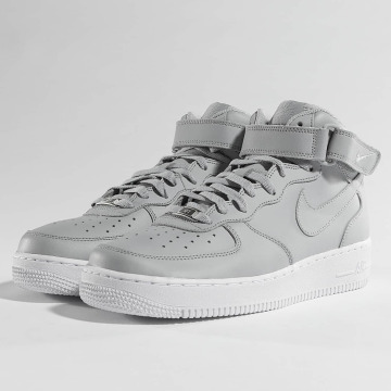 Nike Tennarit Air Force 1 Mid '07 harmaa
