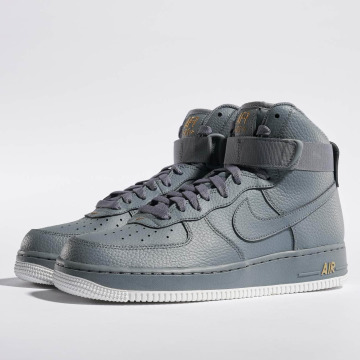 Nike Tennarit Air Force 1 High 07 harmaa
