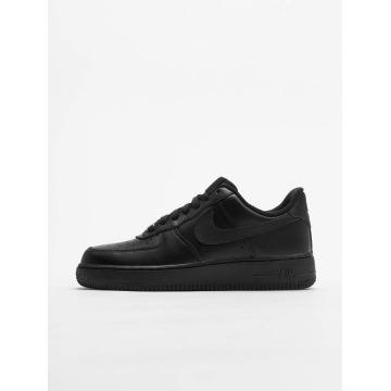 Nike Tennarit Air Force 1 '07 Basketball Shoes musta
