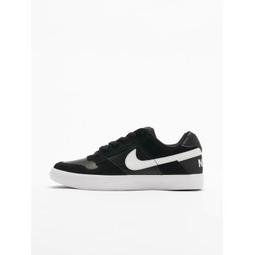 Nike Tennarit SB Delta Force Vulc Skateboarding musta
