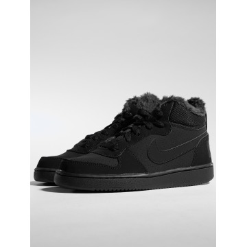 premium selection 32ee8 9782a Nike Kengät   Court Borough Mid Winter Tennarit   musta 573067