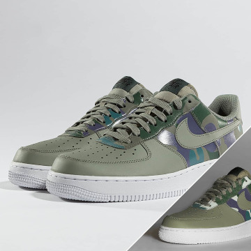 Nike Tennarit Air Force 1 07' LV8 vihreä