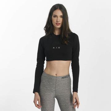 Nike top Sportswear zwart