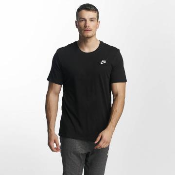 Nike Tričká NSW Club èierna