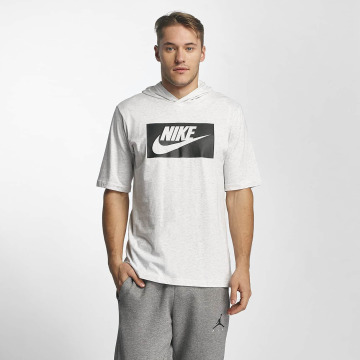 Nike Tričká NSW Futura šedá
