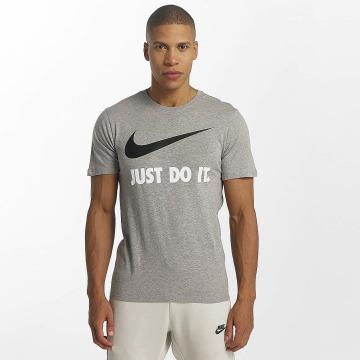 Nike Tričká New JDI šedá