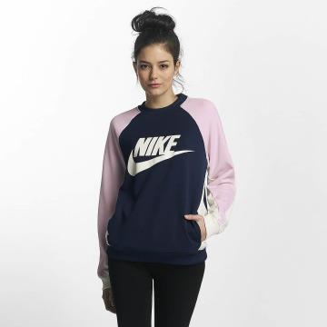 Nike Tröja NSW Crew färgad