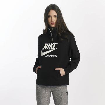 Nike Tröja Nike Sportswear Sweatshirt svart