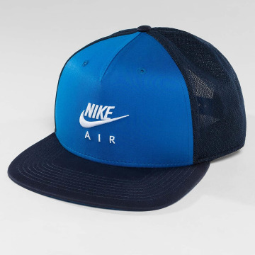 Nike Trucker Cap Air NSW Pro blau