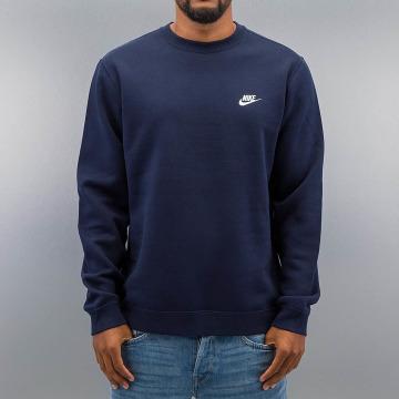 Nike trui NSW Fleece Club blauw