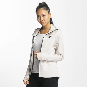 Nike Übergangsjacke Tech Fleece grau