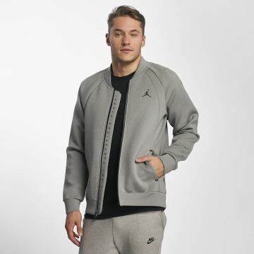 Nike Veste mi-saison légère JSW Flight Tech gris