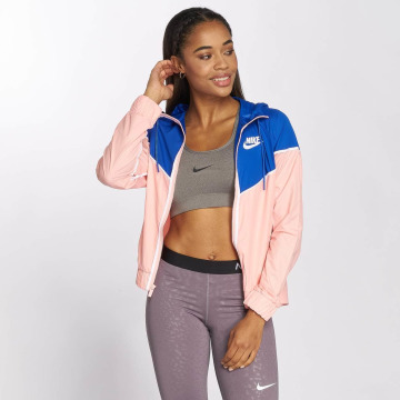 Nike Veste mi-saison légère NSW Windrunner rose