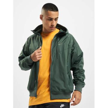 Nike Windrunner HD Transition Jacket Vintage GreenVintage Green