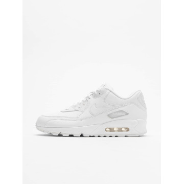 Nike Zapatillas de deporte Air Max 90 Leather blanco